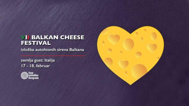 Balkan Cheese Festival - Balkanski festival sireva