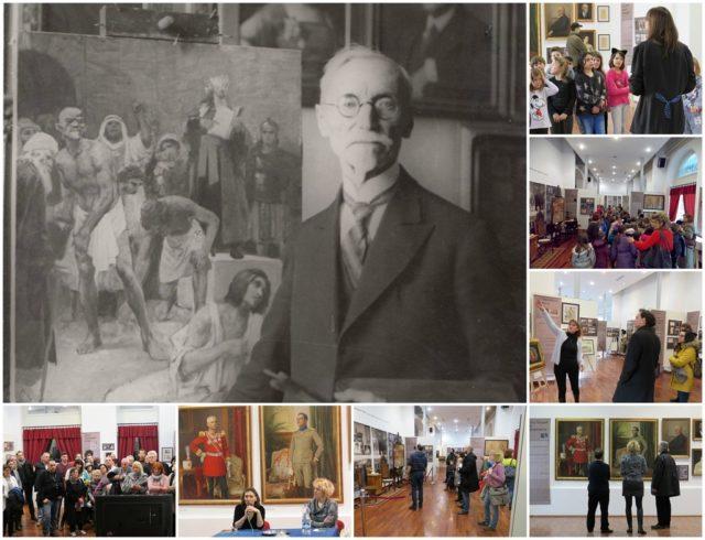 Dakle, Vi ste bili na izložbi o Urošu Prediću - Narodni muzej Zrenjanin
