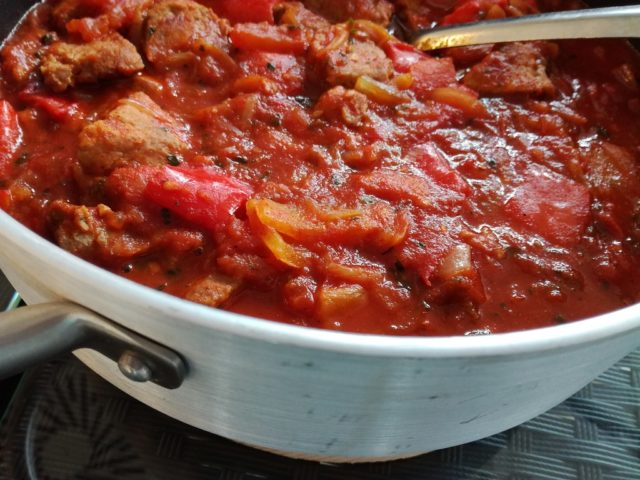 Gastro izazov u METRO HoReCa Centru - mućkalica na tradicionalni način