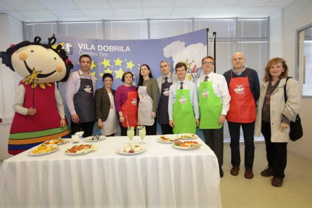 Kupite Vila Dobrila paketić u periodu od 26. aprila do 10. maja i pomozite deci sa smetnjama u razvoju
