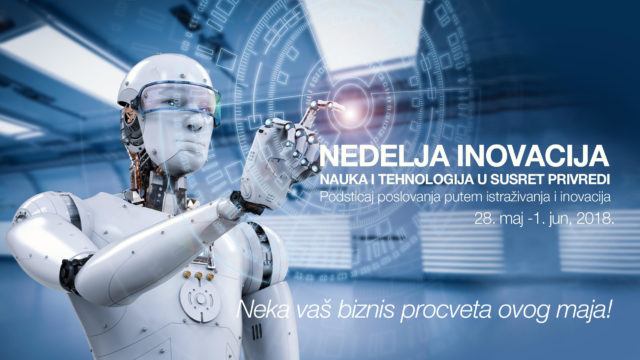 Innovation week 2018 - Nedelja inovacija 2018 - AFA