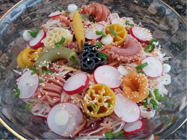 Obrok salata - Dijana Popović - Recepti i Kuvar online