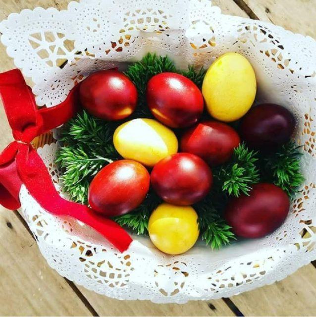 Recepti za uspešno farbanje jaja za Uskrs - Dijana Popović