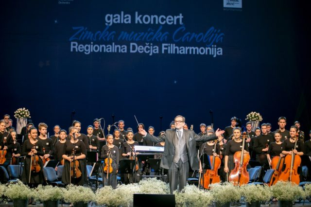 """""""Prolećni muzički karavan"""" mini turneja Dečje filharmonije"""
