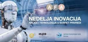 Nedelja inovacija 2018 - Innovation week 2018