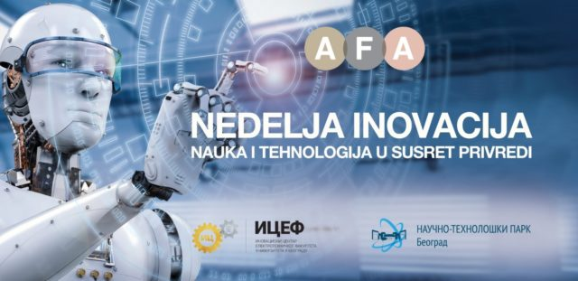 Nedelja inovacija 2018 - Innovation week 2018