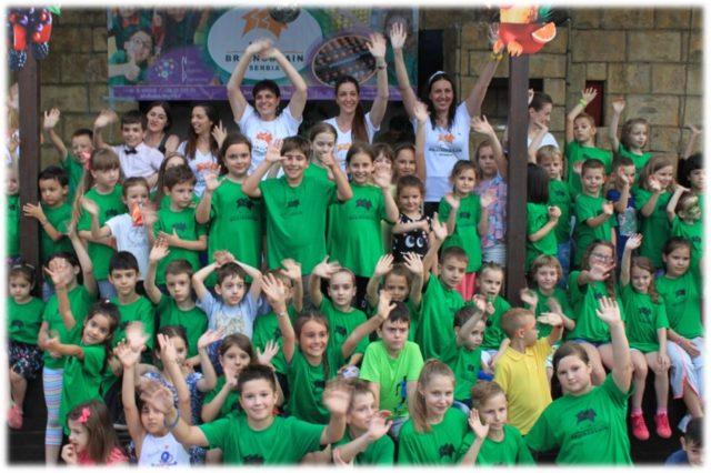 Drugi veliki BrainObrain dečji festival na Sava promenadi, nedelja 9.septembar od 16-22h