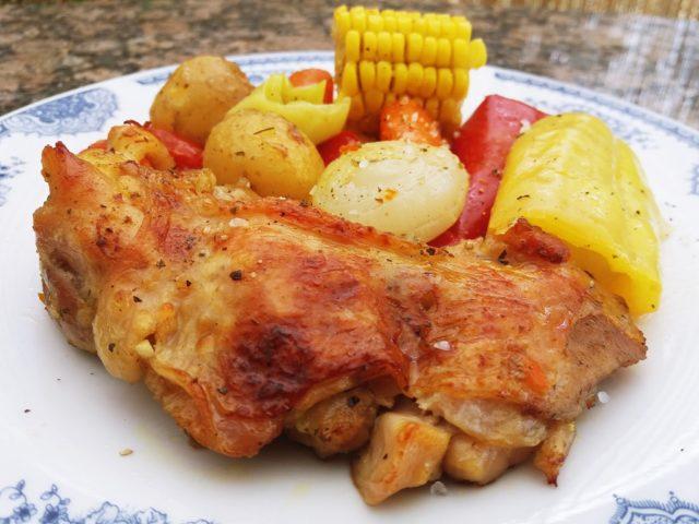 Šareni ručak iz rerne - Dijana Popović - Recepti i Kuvar online