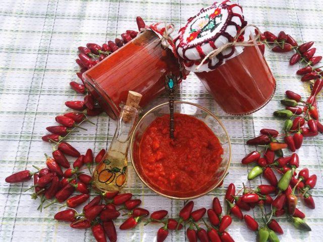 Ajvar od mlevenih paprika - Dijana Popović - Recepti i Kuvar online