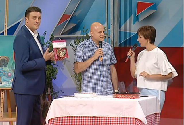 RTS Šarenica, 08.09.2018., predstavljena knjiga Tradicionalni recepti domaće srpke kuhinje (VIDEO)