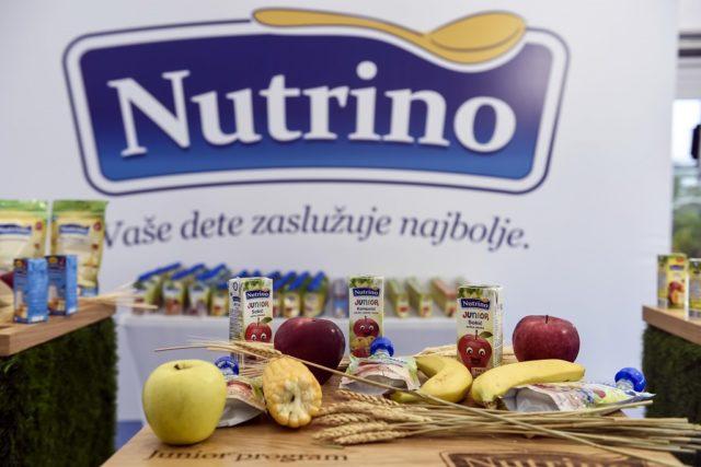 Nutrino proizvodi - U Dobanovcima je danas svečano otvorena fabrika dečije hrane – Baby Food Factory