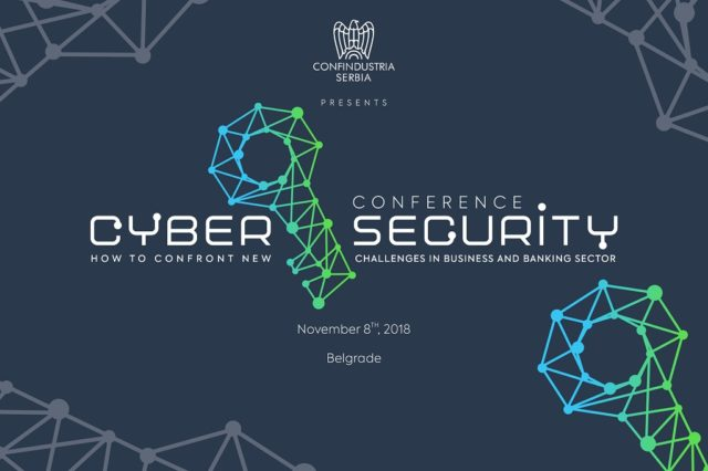 """""""CYBER SECURITY- Kako se suočiti sa novim izazovima u poslovnom i finansijkom sektoru"""""""