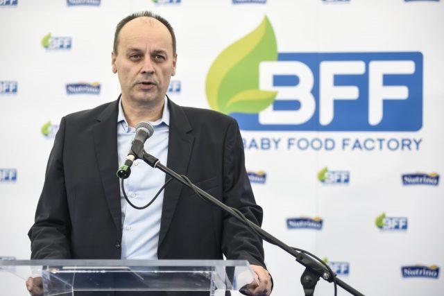 Zeljko Ciganovic. izvršni direktor BFF