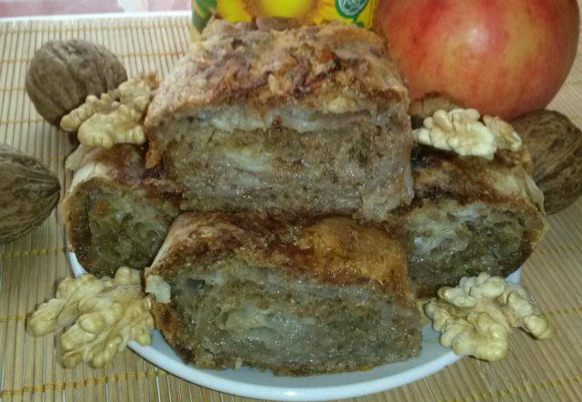 Pita sa jabukama i orasima - Danijela Zikic - Recepti i Kuvar online