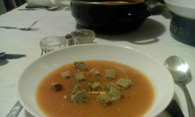 Ajmpren čorba - Nada Georgijev-Gačić - Recepti i Kuvar online