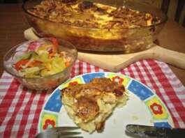 Mlinci sa belim mesom - Nada Georgijev-Gačić - Recepti i Kuvar online