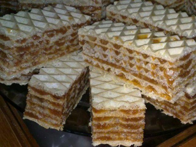 Starinska karamel oblanda - Nada Georgijev-Gačić