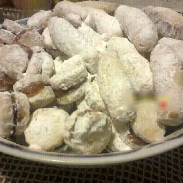 Vanilice i kokos kiflice - Nada Georgijev-Gačić - Recepti i Kuvar online