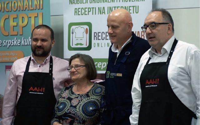 """Intervju sa... Gvozdena Živković, blog """"U mom loncu"""" - prvo mesto na konkursu za najbolji tradicionalni recept domaće srpske kuhinje"""