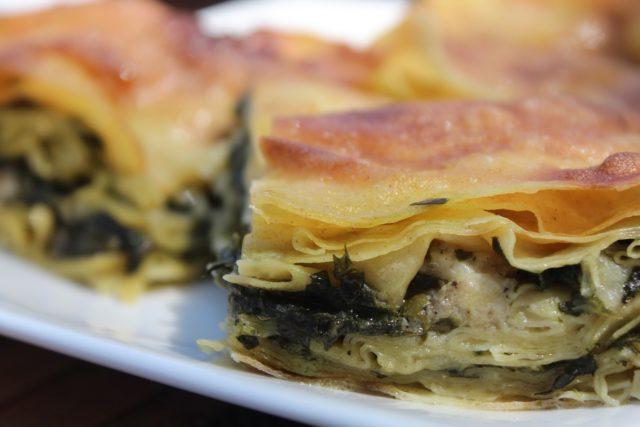 Turska kuhinja - burek