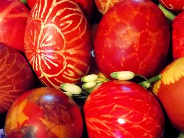 Naša vaskršnja jaja - Gvozdena Živković - Recepti i Kuvar online