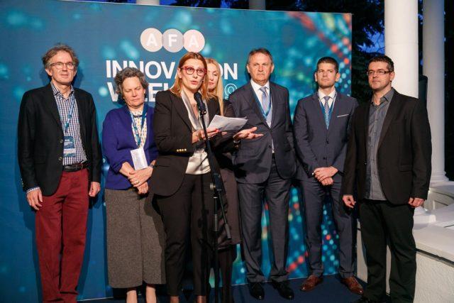 Dodelom godišnjih nagrada završena je Druga AFA nedelja inovacija - photo AFA