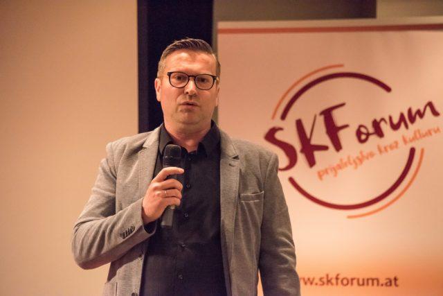 Dragan Mišković, predsednik, Srpski kulturni forum
