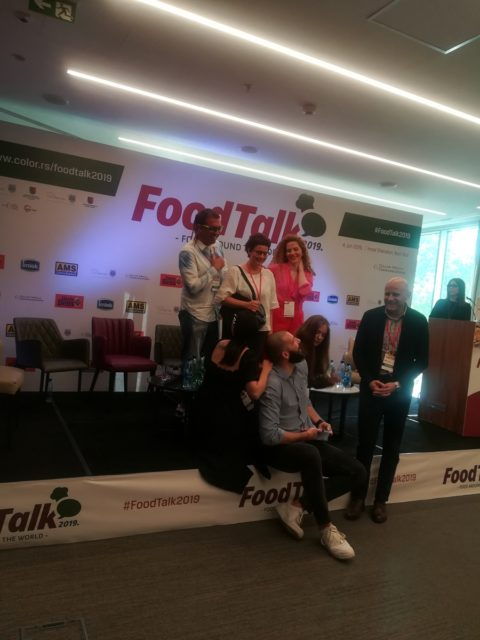 #FoodTalk2019 - PANEL 4 – Travel and Food Blogers like Rising Stars - photo Recepti i Kuvar online