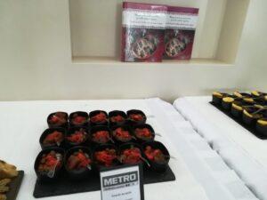 METRO je obeležio 18.06. UN Svetski dan održive gastronomije - gravče na tavče