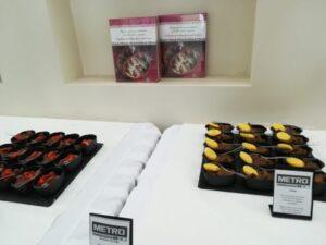 Metro je obelezio 18 jun UN Medjunarodni dan odrzive gastronomije 10 jela pripremana po receptima iz knjige