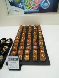 METRO je obeležio 18.06. UN Svetski dan održive gastronomije - praseće pečenje