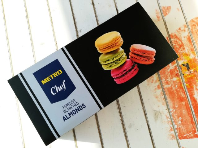 Metro Chef macarons