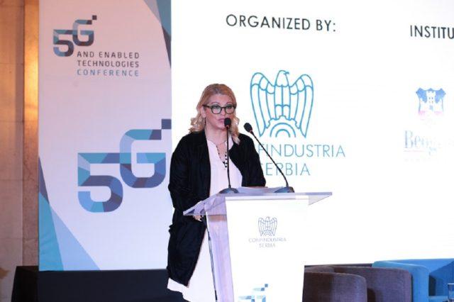 Irena Brajović direktorka Konfindustrije Srbija - foto Konfindustrija
