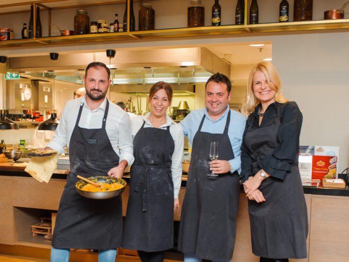"Konfindustrija i Alitalija organizovali tematsku večeru pod nazivom ""Italijanska kuhinja među oblacima"