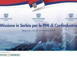 30 italijanskih kompanija danas i sutra u Beogradu - Konfindustrija Srbija 25. i 26.11.2019. Poslovna misija Mala i srednja preduzeća - foto Nord Communications