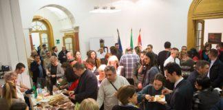 """Zatvorena IV nedelja italijanske kuhinje """"Slow food"""" događajem i projekcijom filma -Slow Food dogadjaj - foto agencija ProPR"""