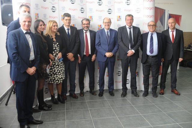 Zvaničnici - 100 srpskih srednjoškolaca posetilo 5 italijanskih kompanija koje uspešno posluju u Mačvanskom okrugu - Nord Communications