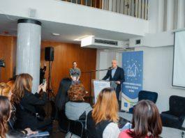 Gradonacelnik Beograda prof dr Zoran Radojicic; Evropska nedelja preduzetnistva - foto agencija ProPR
