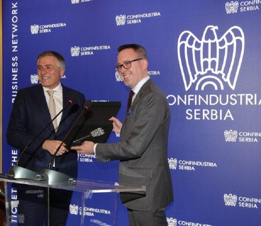 Patricio Dei Tos i Erik Kosuta - foto Miroslava Simić