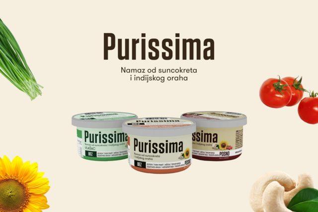 Novi ukus na srpskom tržištu - Purissima - visual
