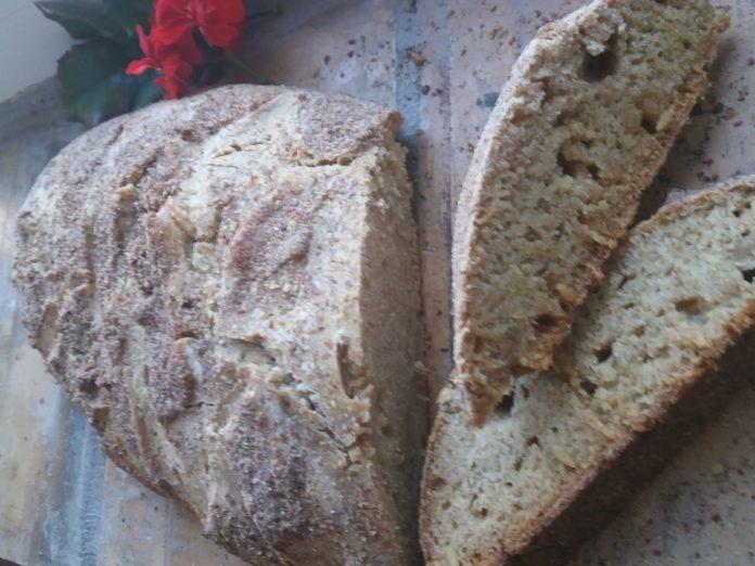 Hleb bez kvasca - Verica Poznanović - Recepti i Kuvar online