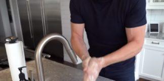 Kuvanje u doba korone - Gordon Remzi: kako pravilno oprati ruke? (VIDEO) - YouTube printscreen