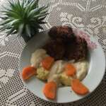 Pohovane ćufte sa sosom od rena - Jelica Podraščanin - Recepti i Kuvar online