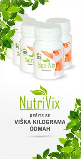 nutrivix mrsavljenje