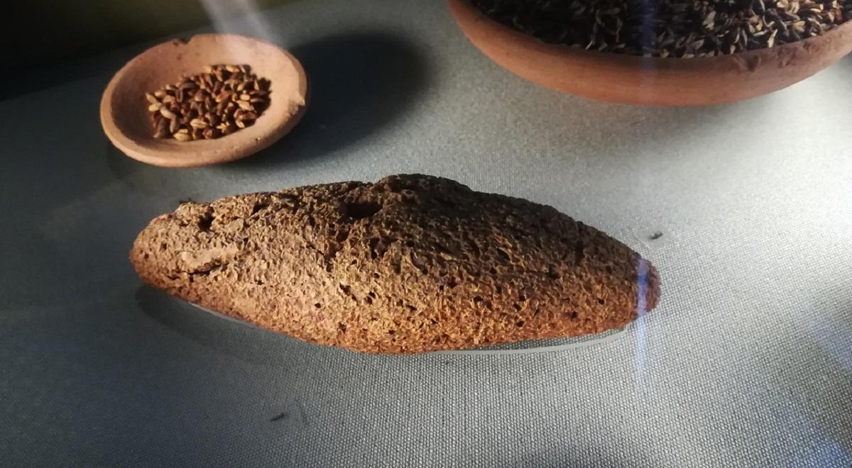 Hleb iz starog Egipta - Muzeja istorije umetnosti u Beču (Kunsthistorisches Museum Wien)