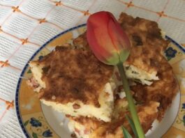 Slana torta sa pirinčem - Jelica Podraščanin - Recepti i Kuvar online