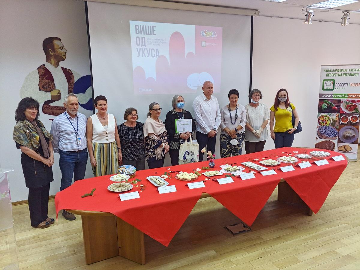 Izabrane najbolje vanilice Srbije za 2020. godinu! - foto Bane Jovanović, Recepti i Kuvar online