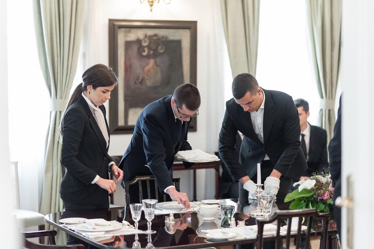 Naši kadrovi kao deo zajednice najkvalifikovanijih profesionalaca u hotelijerstvu i ugostiteljstvu - foto by ohma