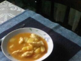 Krompir paprikaš sa knedlama - Jelica Podraščanin - Recepti i Kuvar online