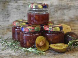 Džem od šljiva bez šećera - foto ilustracija Image by RitaE from Pixabay